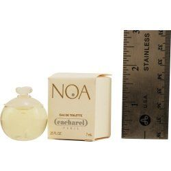 NOA by Cacharel 0.25 oz MINI Women's EDT Perfume NIB by Cacharel. $4.30. 100 % Genuine Fragrance.. Recommended Use: romantic. Size: .25 OZ. Year Introduced: 1998. Concentration: Eau De Toilette. NOA perfume by Cacharel WOMEN'S EDT .25 OZ MINI. Save 79%!