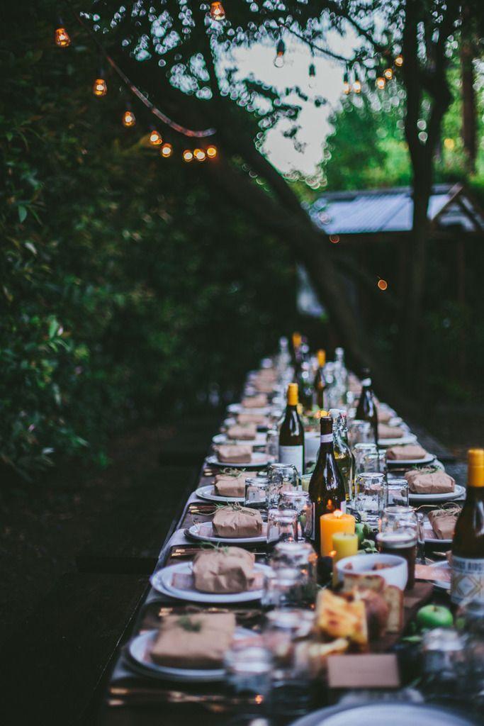 Secret Supper by Eva Kosmas Flores   Adventures in Cooking / Break Bread