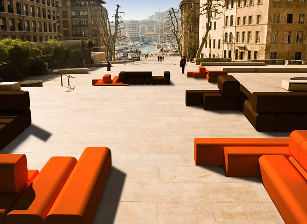 Fun Modular Indoor/Outdoor Furniture Preview From Maison et Objet