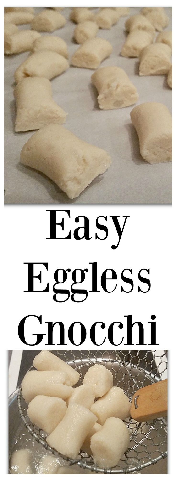 280 best my favorite continental food images on pinterest cooker easy eggless gnocchi for beginners forumfinder Choice Image