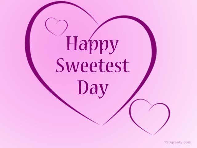Crazy Eddie's Motie News: Happy Sweetest Day!