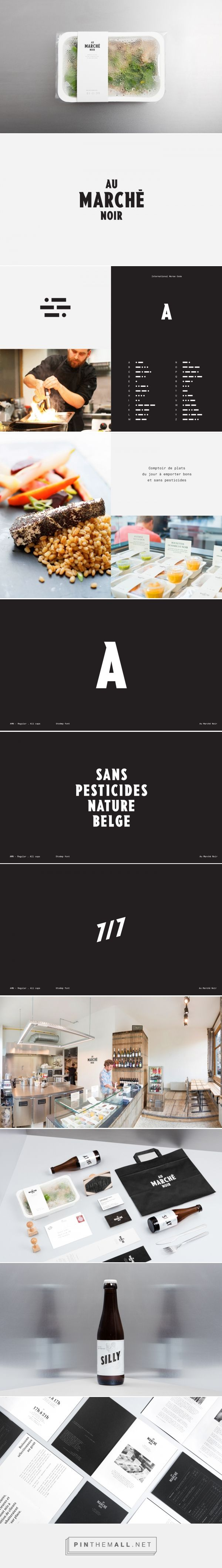 100 best BRAND IDENTITY images by Damien POEYMIROO on Pinterest