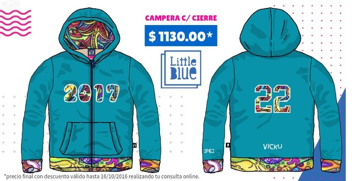 Mi diseño Little Blue