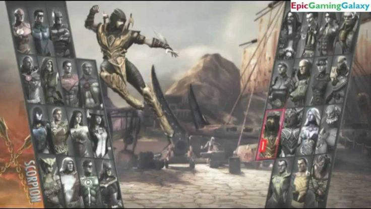Green Arrow VS Scorpion In A Injustice Gods Among Us Ultimate Edition Match / Battle / Fight This video showcases Gameplay of Green Arrow VS Scorpion The Ninja From The Mortal Kombat Series In A Injustice Gods Among Us Ultimate Edition Match / Battle / Fight