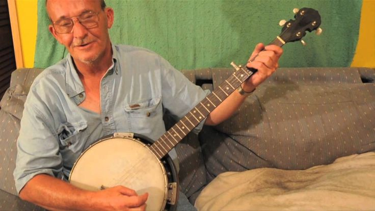 Billy Redden - Deliverance~The true story.  This guy was the real one in the movie.