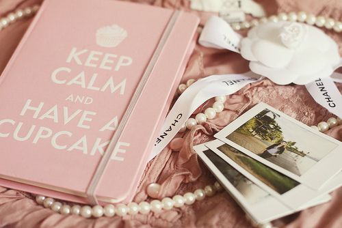 Keep Calm ~ Pink