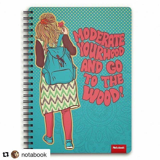 #Repost @notabook Moderate your mood and go to the wood! 🌲🌿🌱Anna Vino: http://notabook.com.ua/index/shop/partners/313 #notabook #scetchbook #блокнот_для_рисования #блокнот_с_чистыми_листами #хиппи #девушка #рюкзак #made_in_ukraine #hippie #girl #wood #60s #gotothewoods #an_vino_art #anvino