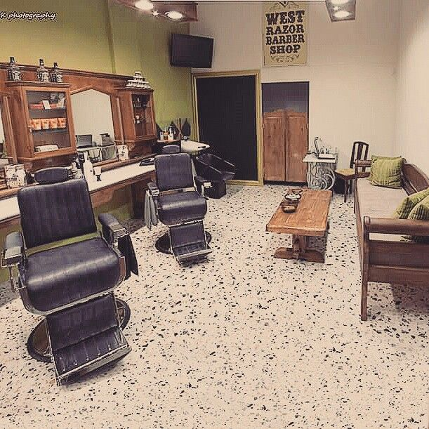 West razor barber shop