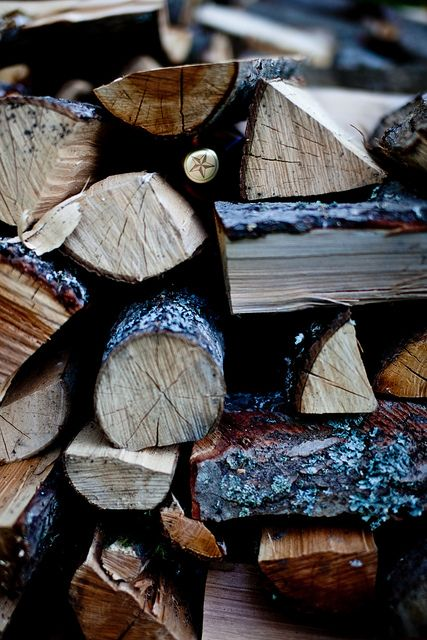 Traditions by maaniemi, via Flickr. Many people in the North rely on wood for heat and cooking.