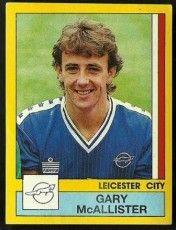 GARY McALLISTER Leicester City (1987)