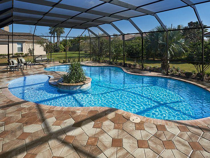 145 besten Swimming Pool Design Bilder auf Pinterest | Moderne pools ...