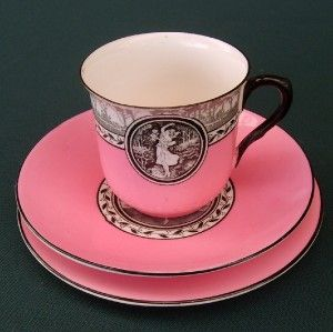 pretty in pink.. tea cup