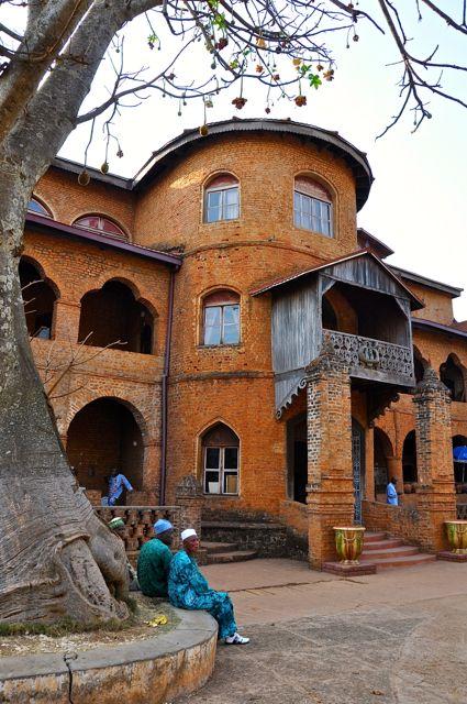 southern palace, foumbam cameroon