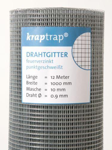 Volierendraht Käfigdraht 10.6 mm Masche 12m (3,33 €/m)Mäusedraht Käfig Draht | eBay