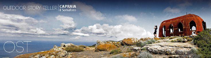 Fotografia Sportiva Outdoor. Isola di Capraia: Il Semaforo