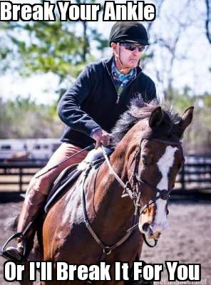 George Morris Visits Aiken, Brings The Heat To Eventers. George Morris is a phenomenal horseman and I LOVE his quotes. People say I get intense while giving lessons... :)
