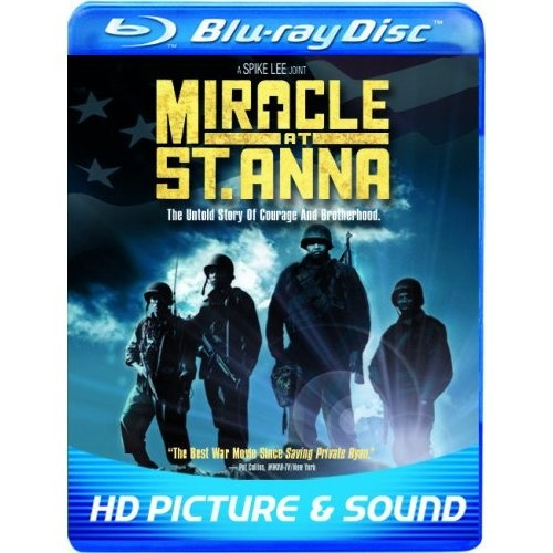 Miracle at St Anna [Blu-ray] (2008)  Derek Luke (Actor), Michael Ealy (Actor), Spike Lee (Director)