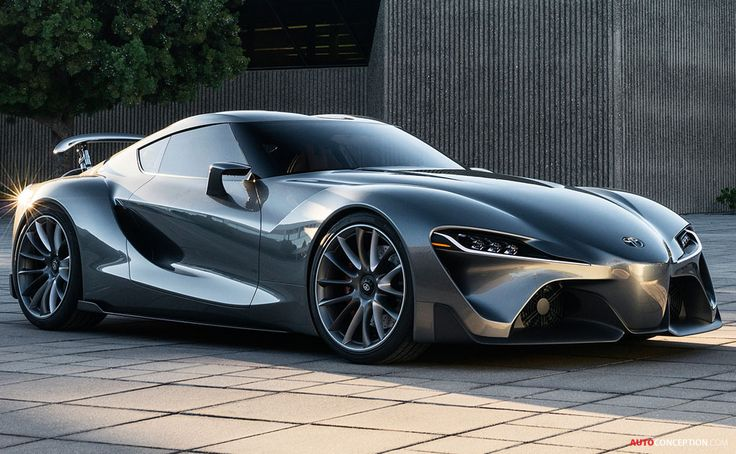 #Toyota Unveils Racing FT-1 Vision Gran Turismo #ConceptCar @toyotausa