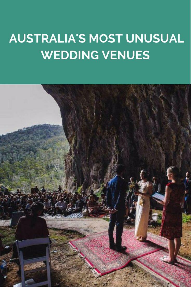 Australia's Most Unusual Wedding Venues