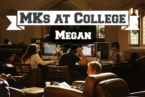 #MKsAtCollege - Megan's dream to enter a choir program at college took her all the way from Alberta, Canada, to New Jersey, U.S.A. Read our interview with Megan about her college experience! www.mkPLANET.com