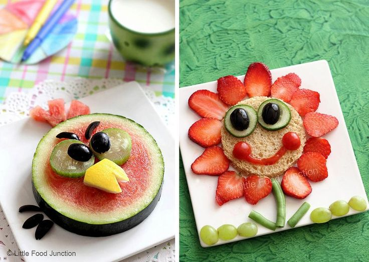 Perfect for Summer - Fun Food Kids Snack