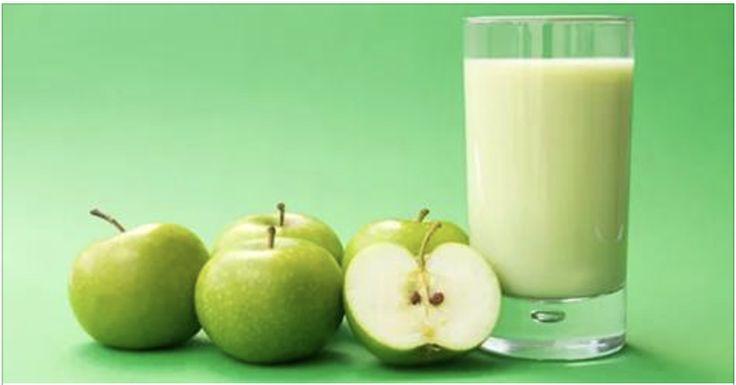 2 manzanas, 1 limón y 1 taza de avena, prepárate a perder talla sin control alguno.