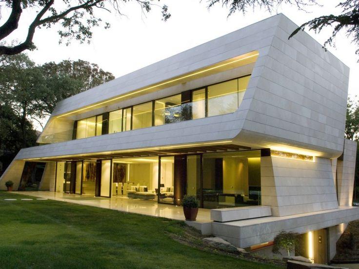 Latest Home Design Part - 36: New Home Designs Latest.: European Modern Exterior Homes Designs .