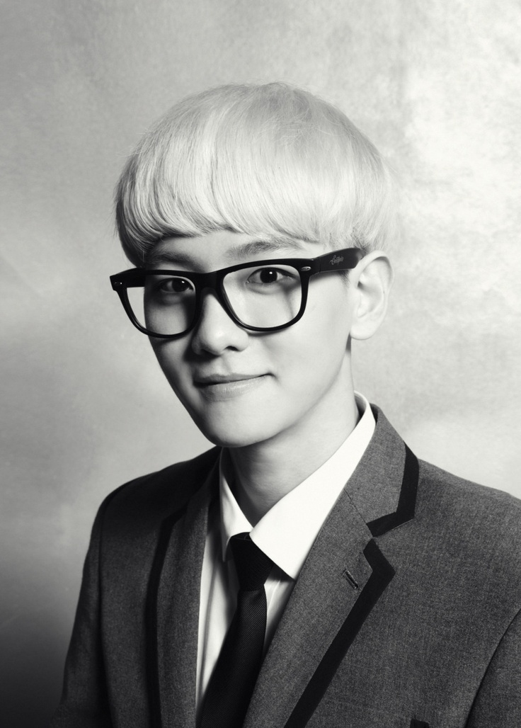 Baekhyun's XOXO album photo