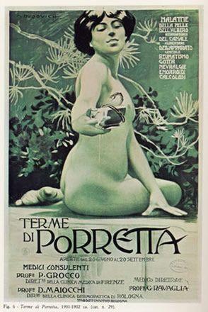 Terme di Porretta 1901