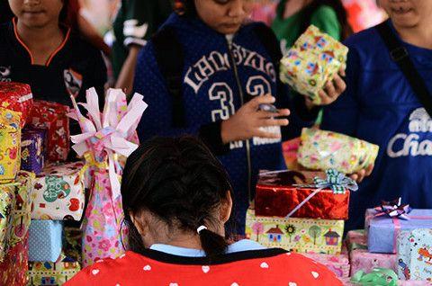 Destiny Rescue Celebration Christmas Fund Project
