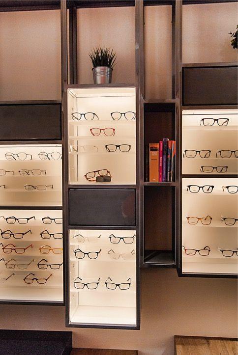 Andy Tailor eyewear shop - Studio Matteoni