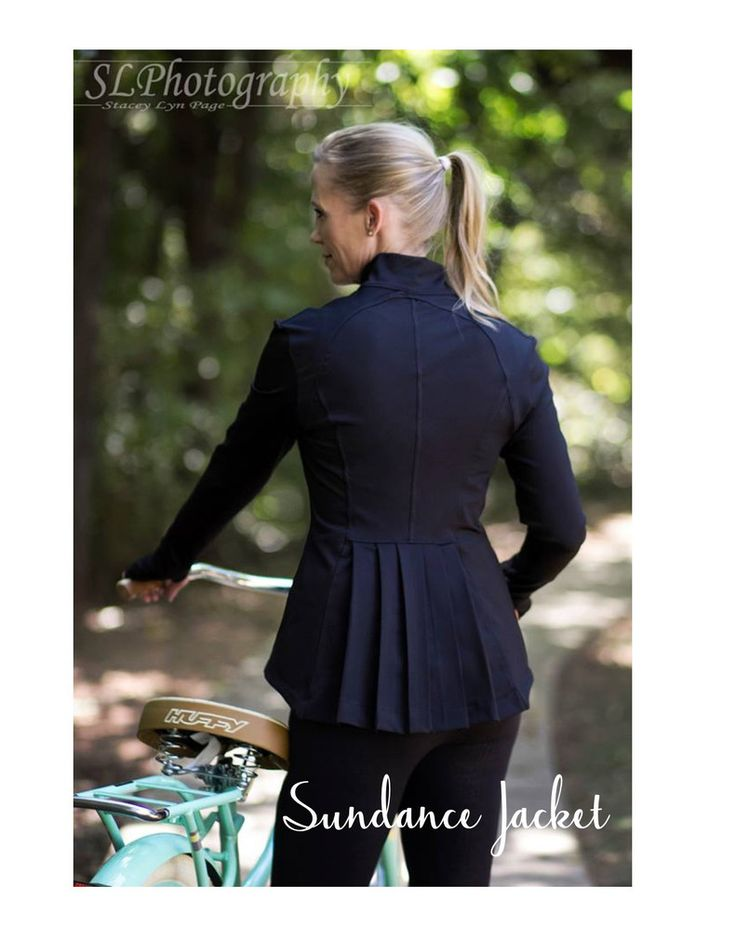 Sundance Jacket PDF Sewing Pattern in Sizes XXS to 3XL – GreenStyleCreations