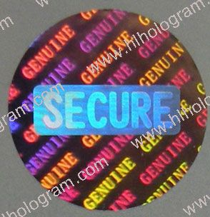 We supply security hologram, hologram label, hologram labels, holographic labels.
