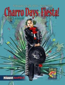 The Charro Days Fiesta is an event rich in culture and history.  Here's a pin about my mini adventure to Brownsville, Texas.