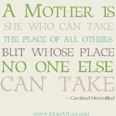 mother quote | Tumblr