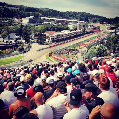 """What was this year's best #BelgianGP moment? #Spa #F1 #Formula1"""