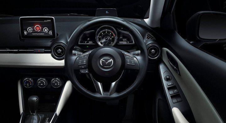 Nieuws - De volledig nieuwe Mazda 2!