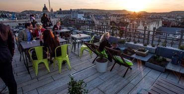 5 új terasz, ahol jól csúszik a fröccs | WeLoveBudapest.com