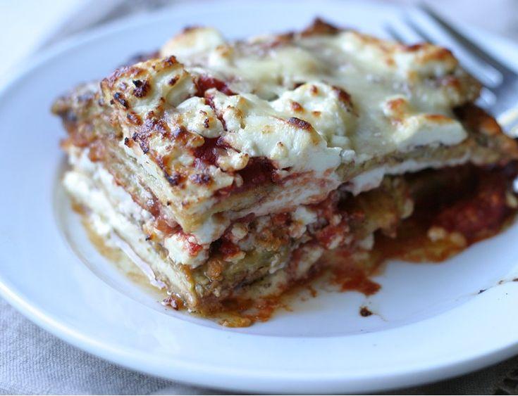 Eggplant Parmesan | Food: Vegetarian Main Dishes | Pinterest