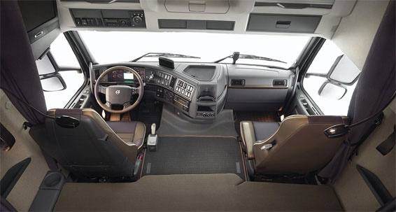 Volvo Fh16 750 Interior >> inside volvo big rig | big rig trucker | Pinterest | Volvo, Galleries and Trucks