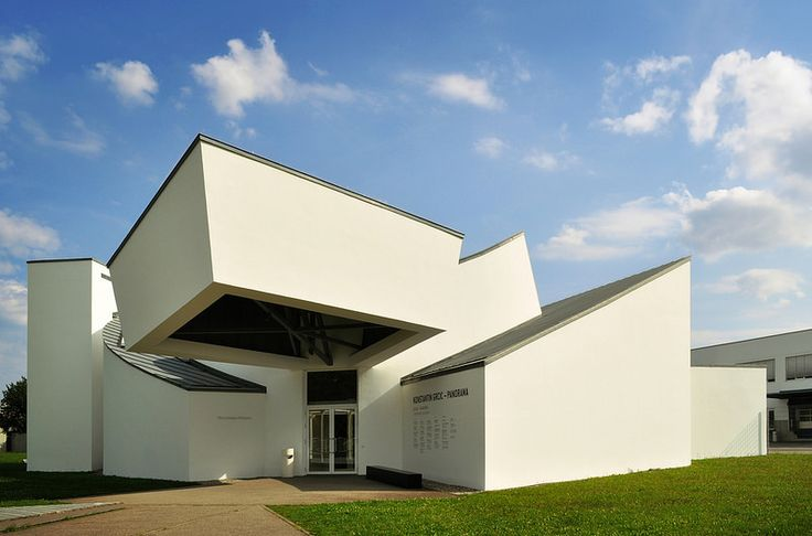 Vitra Design Museum / Frank O. Gehry