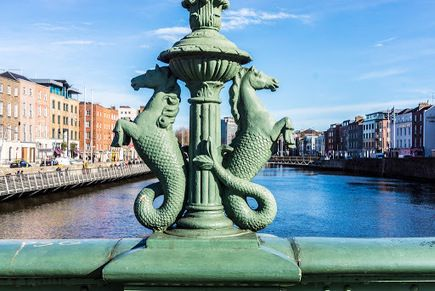 When in #Dublin, make sure you pay a visit to #CapelStreet. This #famous neighbourhood offer tourists numerous attractions for a delightful experience. Explore #Attractions nearby Capel street