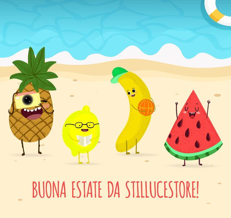 Buone Vacanze da Stilluce-Store, ovunque tu sia! 😊