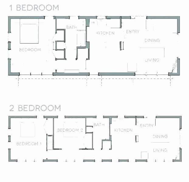Narrow Home Plans With Garage Unique Coach House Floor Plans Small House Blueprints Small House Drawing House Blueprints