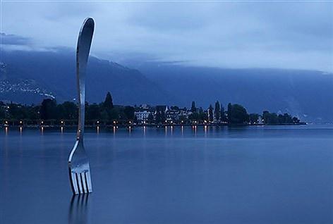 Vevey, Suíça.
