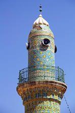 Mosque of the Erbil citadel, Kurdistan