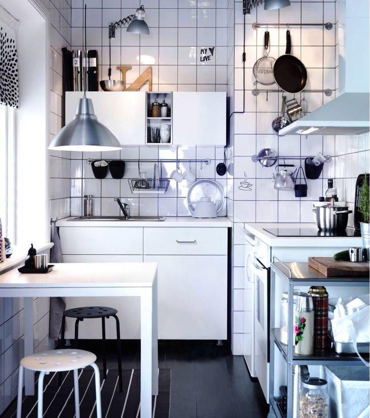 27 besten Kleine Räume Bilder auf Pinterest Kleine wohnung - schöner wohnen kleine küchen