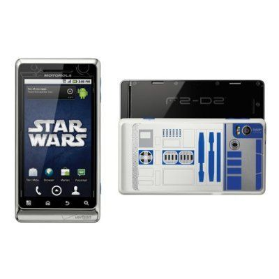 Motorola A957 Special Edition R2D2 Star Wars Android Droid CDMA Phone | eBay