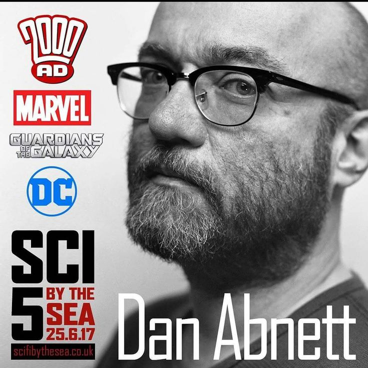 A warm welcome to Dan Abnett our latest guest for http://ift.tt/1LRb3U9 a seven-times New York Times bestselling author and an award-winning comic book writer. He has written over fifty novels including the acclaimed Gaunts Ghosts series the Eisenhorn and Ravenor trilogies volumes of the million-selling Horus Heresy series The Silent Stars Go By (Doctor Who)Rocket Raccoon and Groot: Steal the Galaxy The Avengers: Everybody Wants To Rule The World The Wield Triumff: Her Majestys Hero…