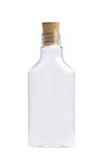 Flessenpost plastic + glazen flesjes, geschikt voor brievenbuspost.